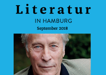 Literatur in Hamburg, Printausgabe, September 2018